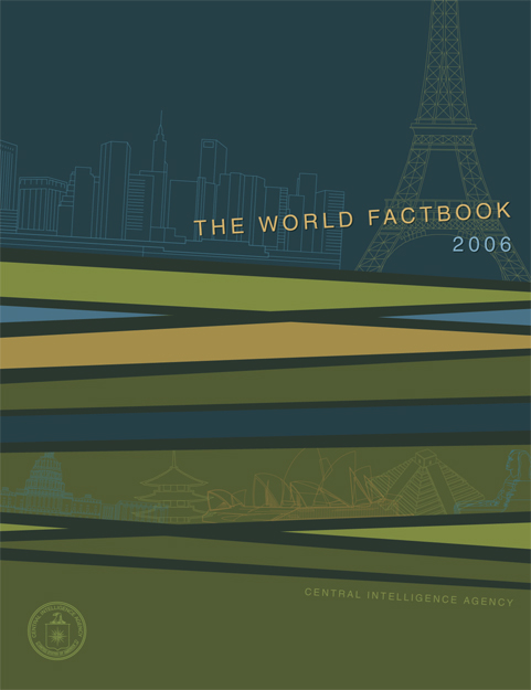 World Factbook Front Cover