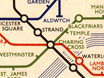 London Underground map, London's Transport Museum © Transport for London