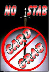 NO STAB - CARD GRAB - INSTANT DOWNLOAD