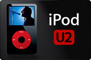 iPod U2 Special Edition. Back for an encore.
