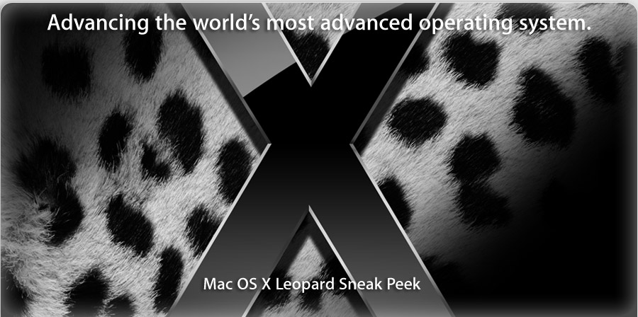 Leopard Sneak Peek. Click to begin the tour.