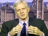 Former MP for Edmonton-Beaumont David Kilgour speaks with Canada AM on Thursday from CTV's bureau in Ottawa.