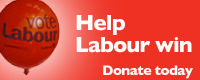 [Button] Help Labour win - donate today