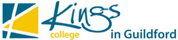 Kings College Guildford logo image