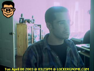 Lockergnome Webcam Image
