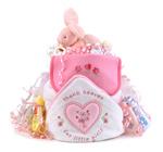 2 Tier Baby Diaper Cake