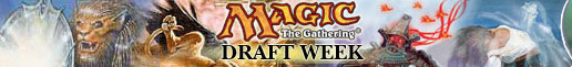 Welcome to magicthegathering.com - Draft Week!