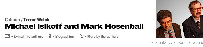 Michael Isikoff and Mark Hosenball-Terror Watch