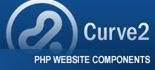 Curve2 - PHP Website Components