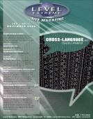 Level Extreme .NET Magazine November 2006 issue
