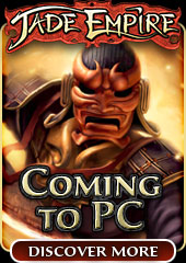 Jade Empire Coming to PC!