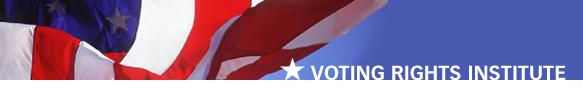 Voting Rights Institute