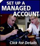 Click here to set up a managed account