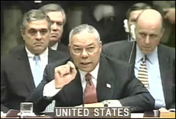 Secretary Powell Addresses the U.N. Security Council