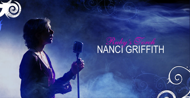 Nanci Griffith - Ruby's Torch : Publicity Photo of Nanci Griffith