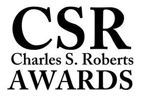Click here to return to the CSR Awards Home Page.