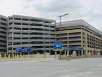Image of Humphrey Parking Ramp