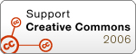 Support Creative Commons