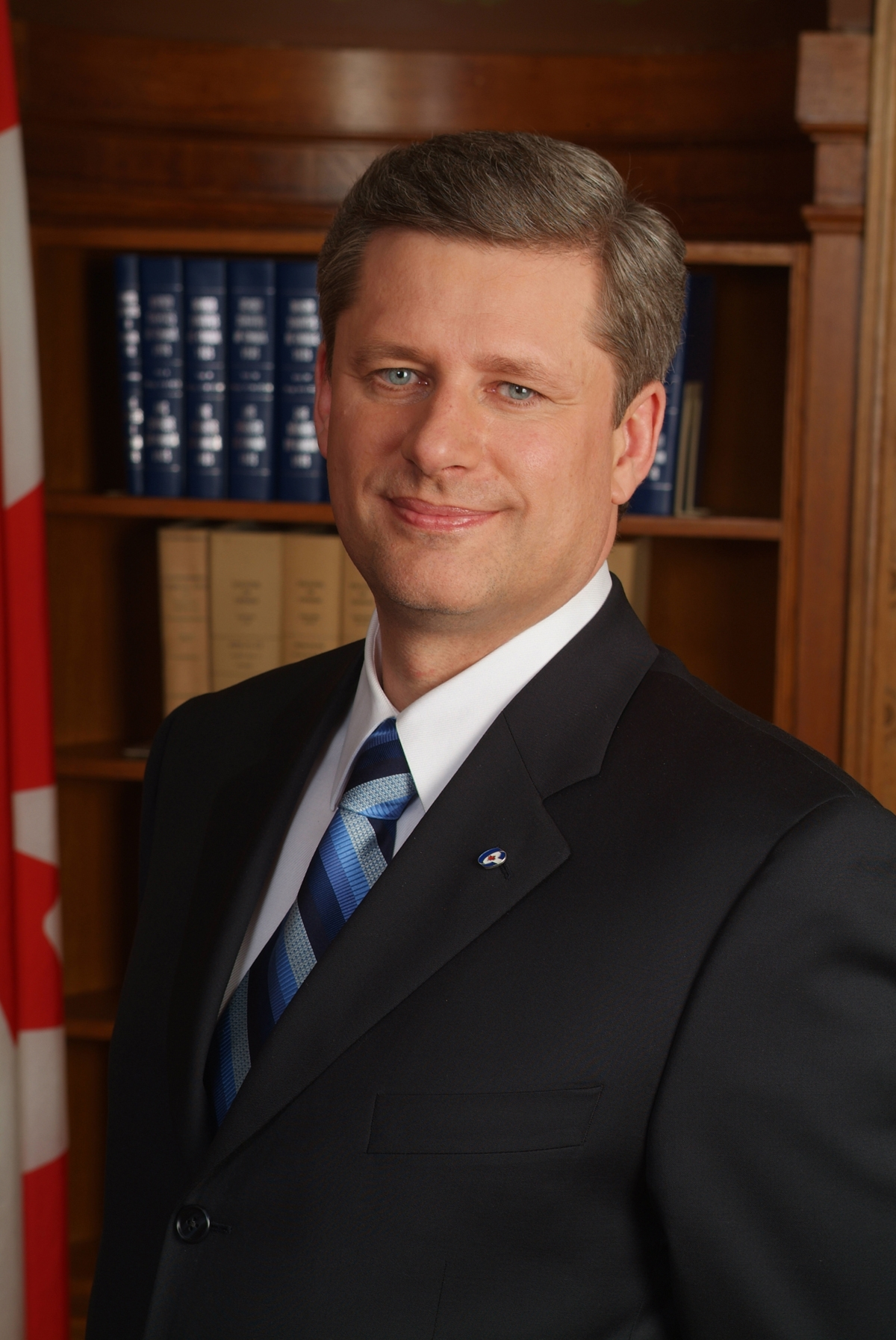 photo of Stephen Harper