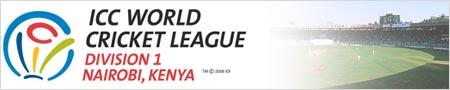 ICC World Cricket League