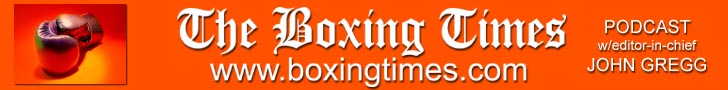 Boxing Times Podcast