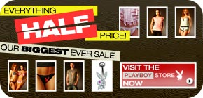 EVERYTHING HALF PRICE OUR BIGGEST EVER SALE