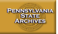 Pennsylvania State Archives logo