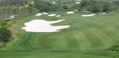 Here is a good example of a long par 3