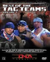 TNA Best of Tag Teams - $17.95