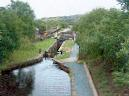 The canal at Marsden