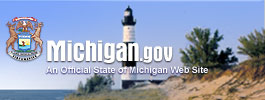 Michigan.gov banner