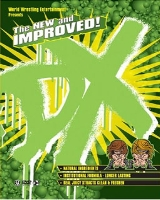 WWE The New & Improved DX - $24.95