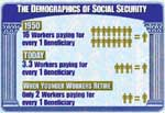 Demographics of Social Security