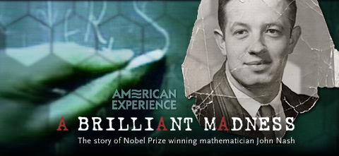 A Brilliant Madness : The story of Nobel Prize wining mathematician John Nash