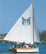 "the Catboat, ""Eventide"""