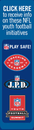 Click Here for more information on Play Safe, Coaching Academy, Junior Player Development and the Youth Football Summit