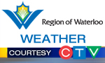 grahical icon link to CTV weather forecast page