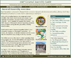 2007 General Assembly guide