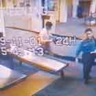 Suspected hijackers on video