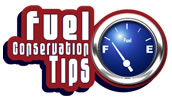 Fuel Conservation Tips