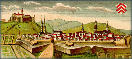 History Picture from Bielefeld, 18th Century