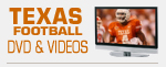 Texas Football DVDs and Videos