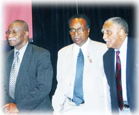 Three SCLC leaders