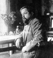 Photograph of Claude Debussy