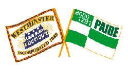 Westminster/Paide Flags