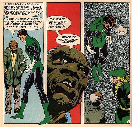 Green Lantern, 76