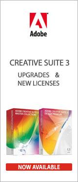 Buy Adobe Creative Suite 3 Today