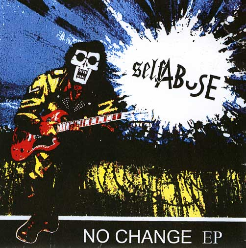 No Change E.P Cover