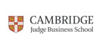 Logo for the Judge Business School