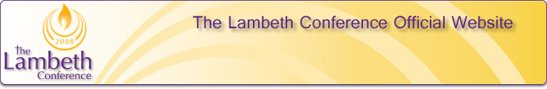 Lambeth Conference Banner